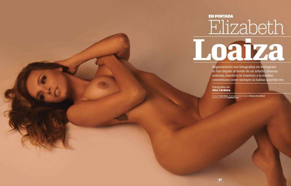 Elizabeth Loaiza Nude (16 Photos + Video)