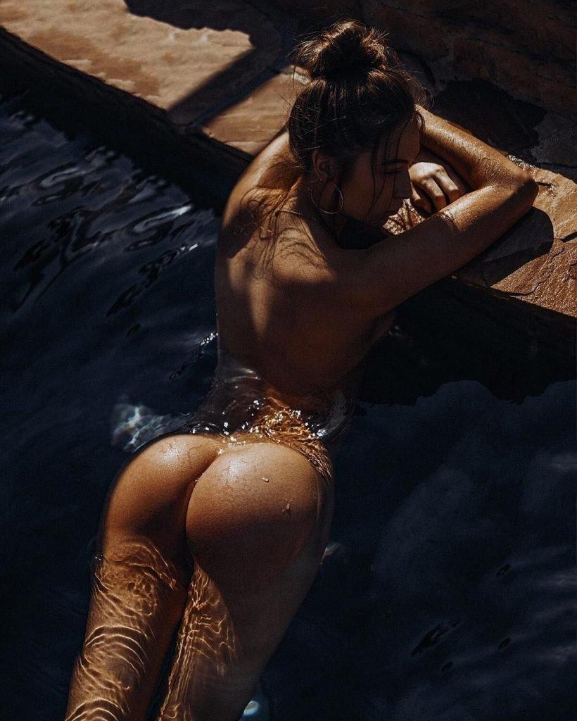Elsie Hewitt Nude (2 Photos)