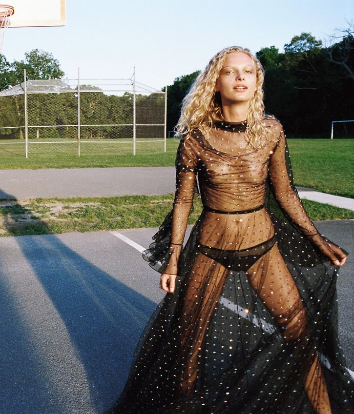 monica hansen see through