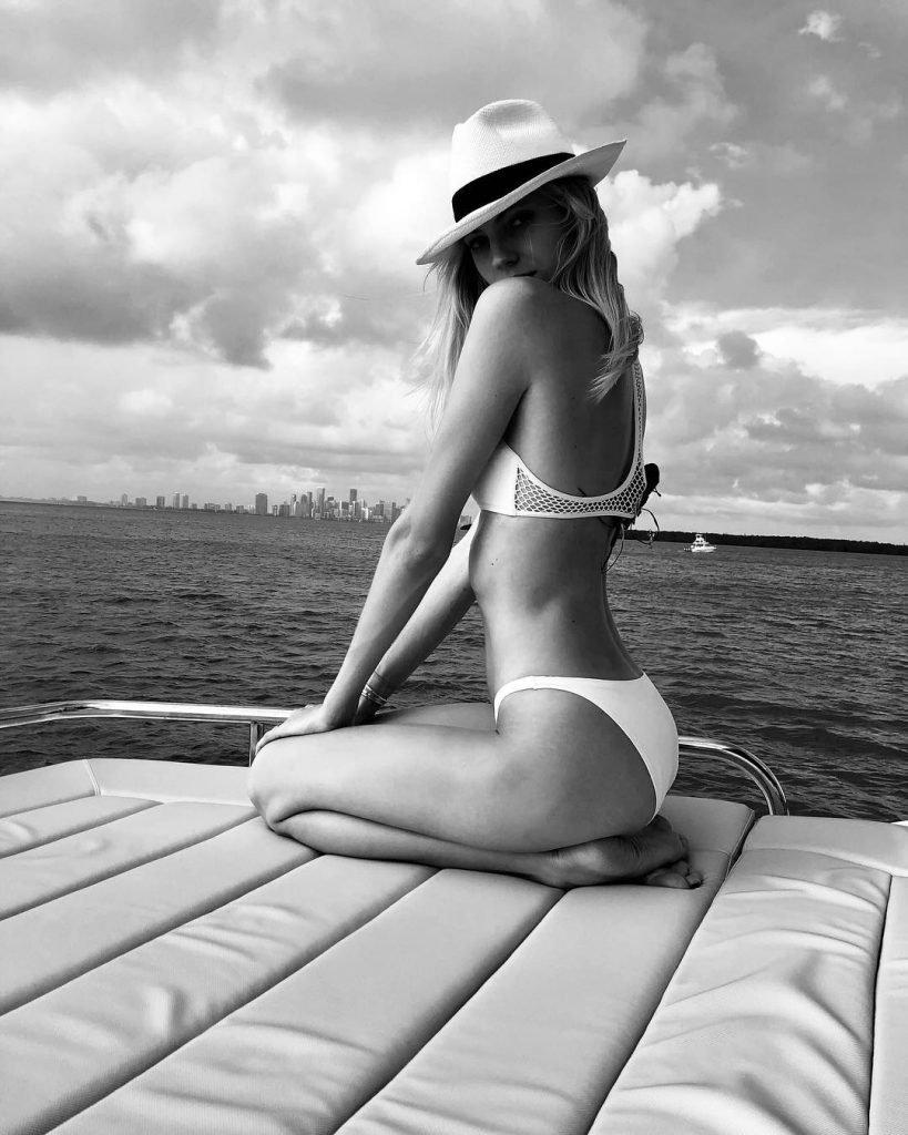 Hannah Ferguson, Olivia Culpo, Devon Windsor Sexy (24 Pics + Videos & Gif)