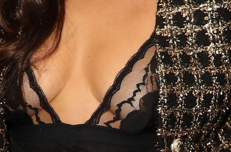 Inanna Sarkis Nip Slip (22 Photos + Gif & Video)