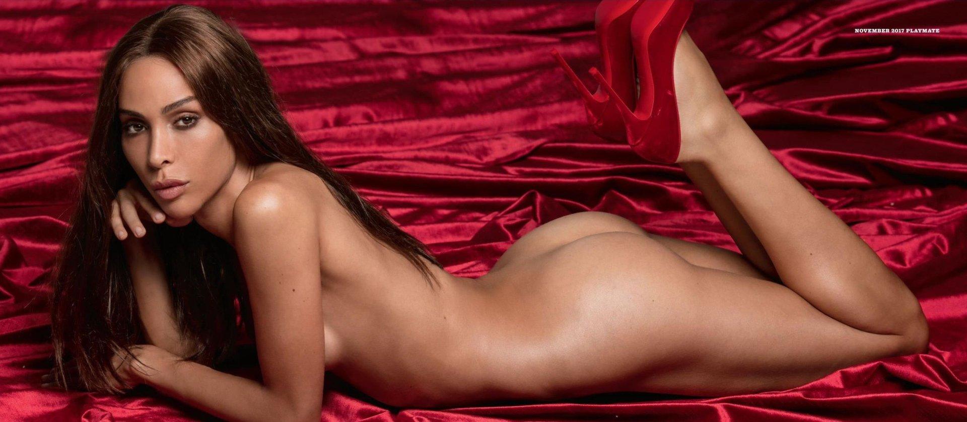 playboy ines rau nude