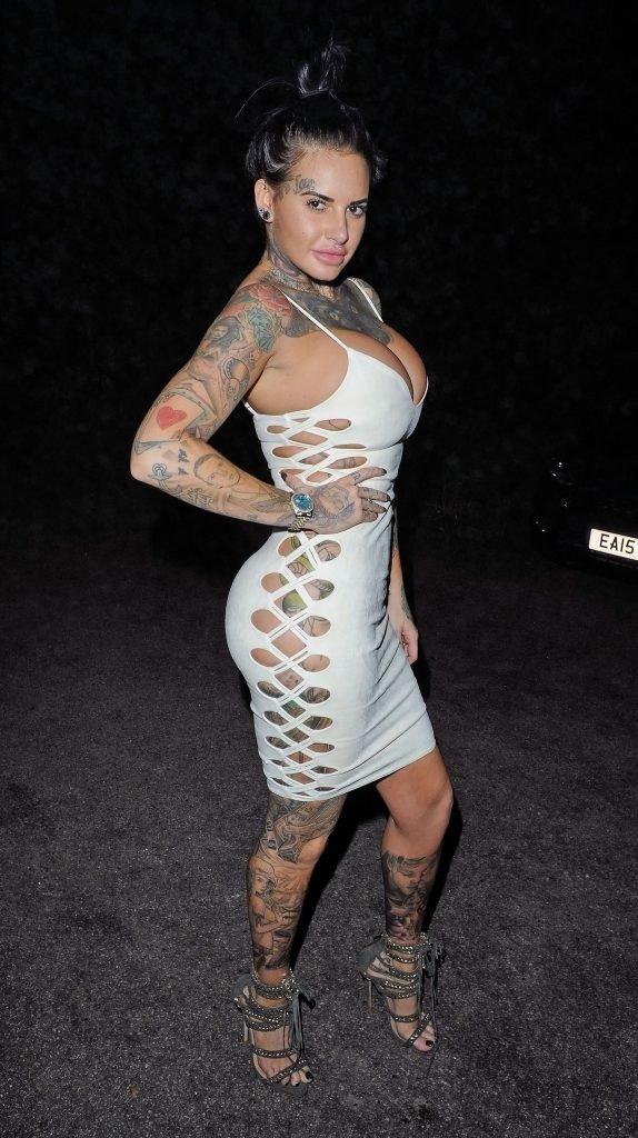 Jemma Lucy Sexy (17 Photos)