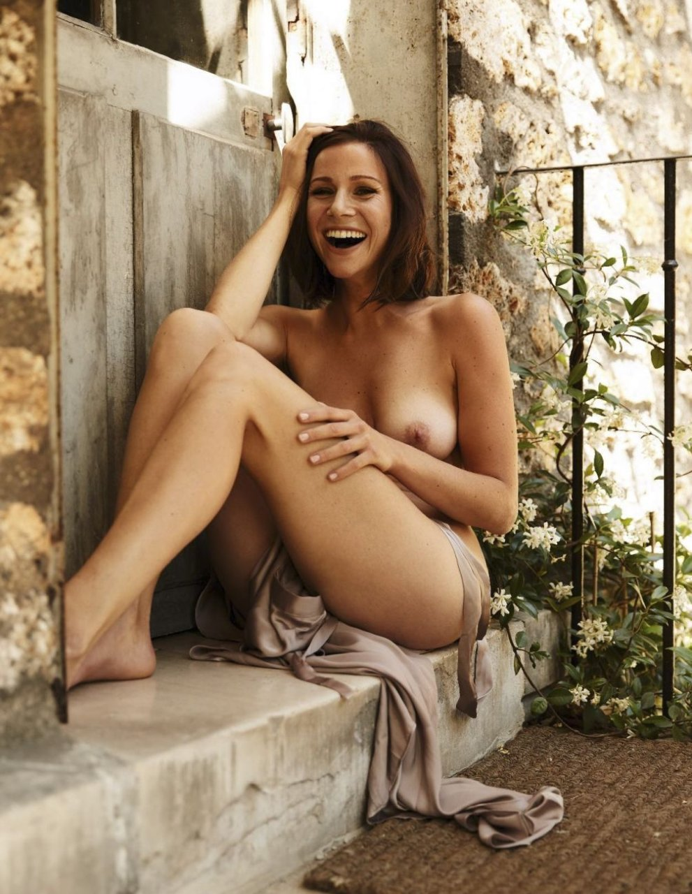 Spanish milf naked