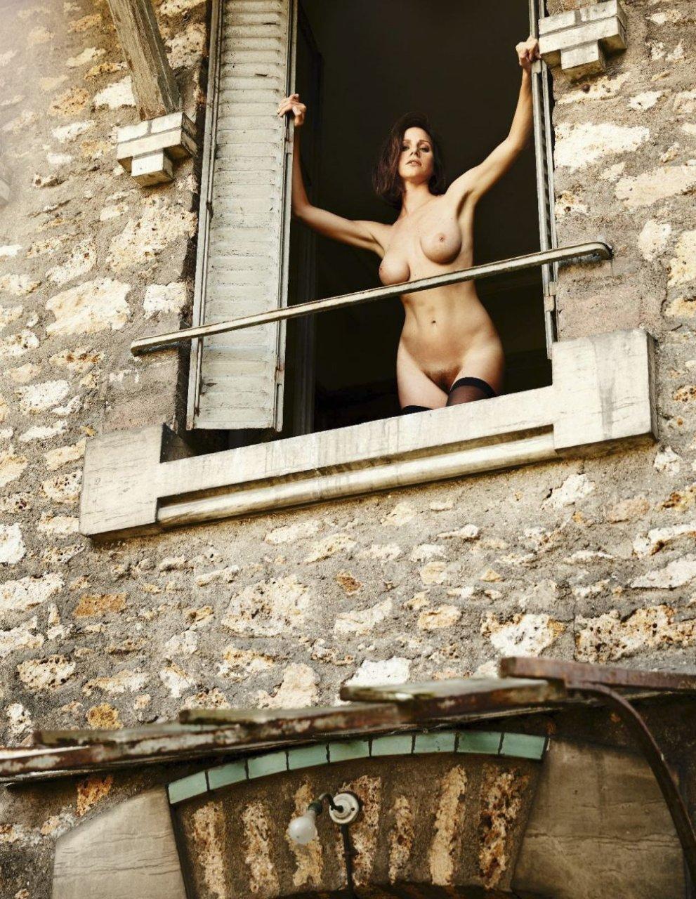 Kathrin Heß Nackt