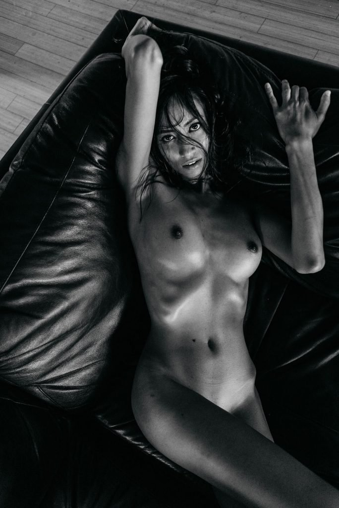 Katyia Shurkin Naked (5 Photos)