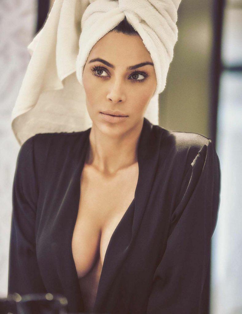 Kim Kardashian West Sexy (6 Photos)
