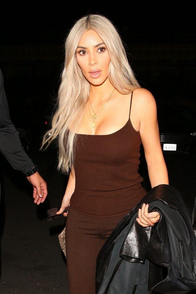 Kim Kardashian (16 New Photos)