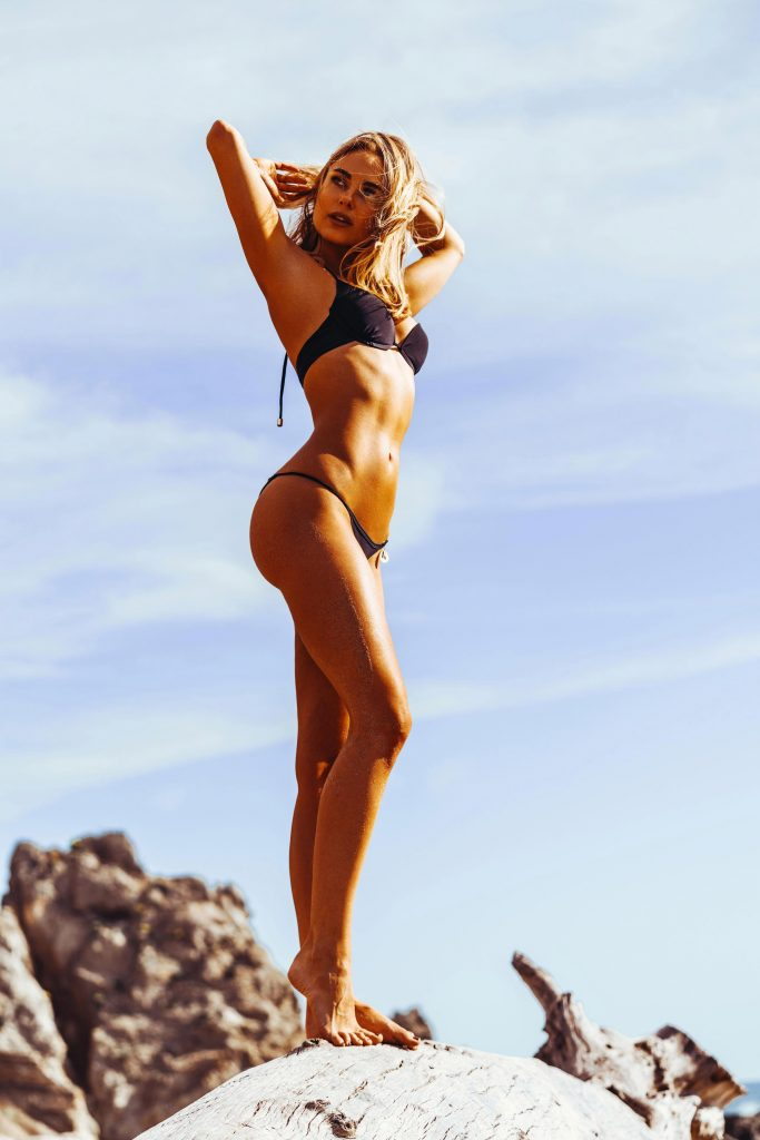 Kimberley Garner Sexy (9 New Photos)