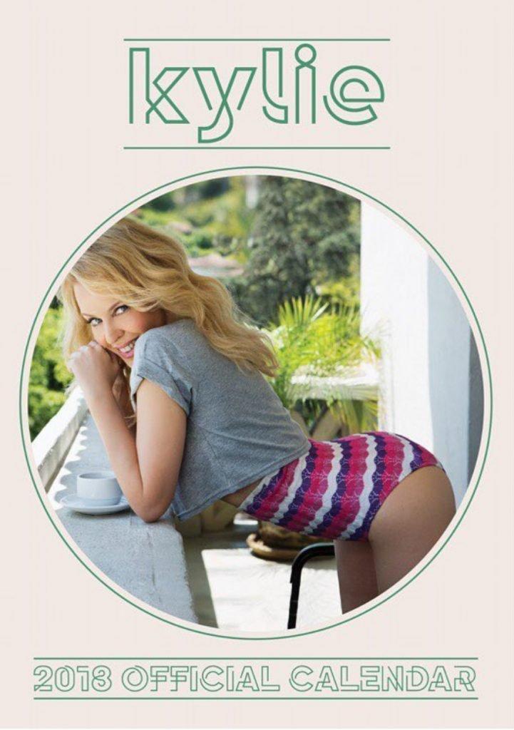 Kylie Minogue Sexy (2 Photos)