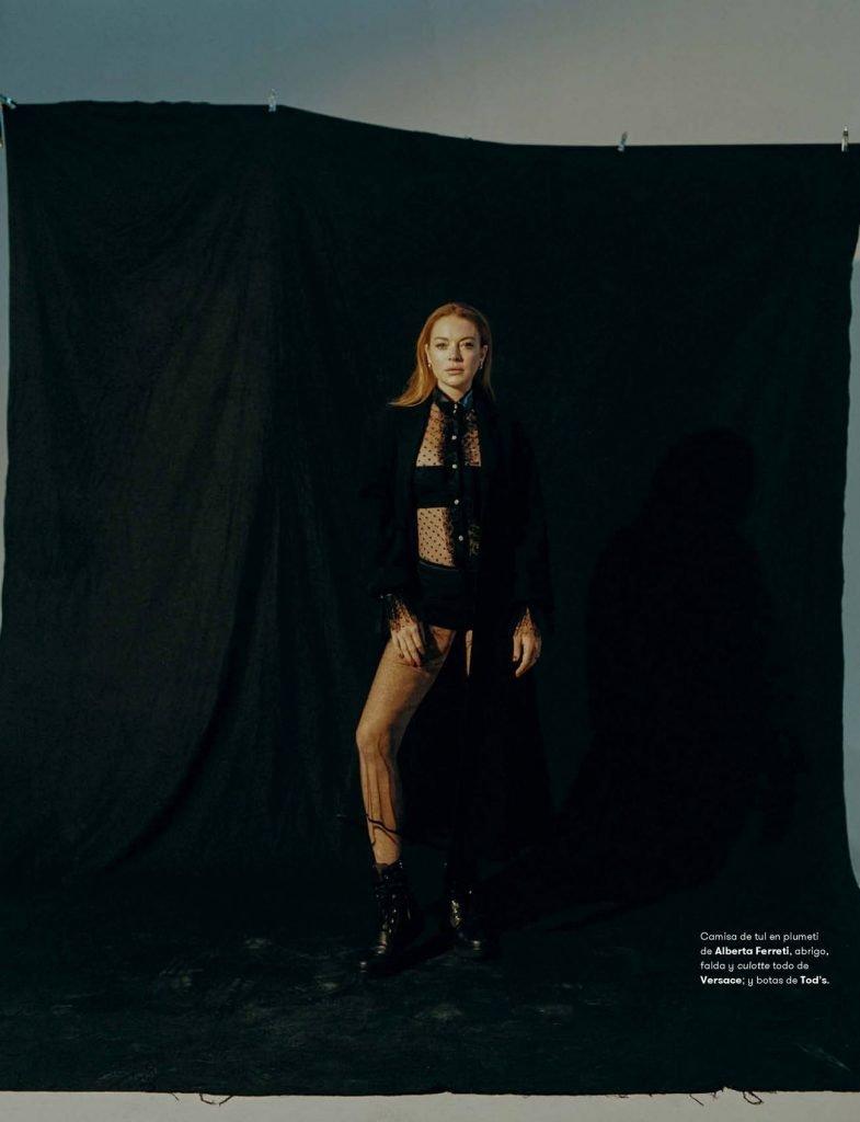 Lindsay Lohan Sexy (5 Photos)