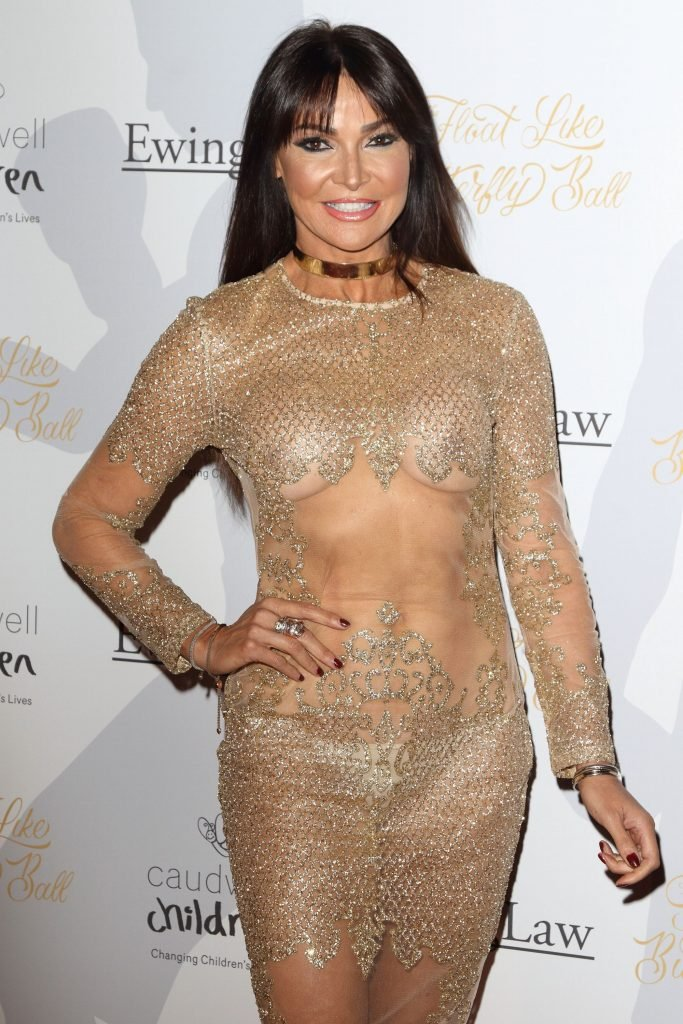 Lizzie Cundy See Through (16 Photos + Video)