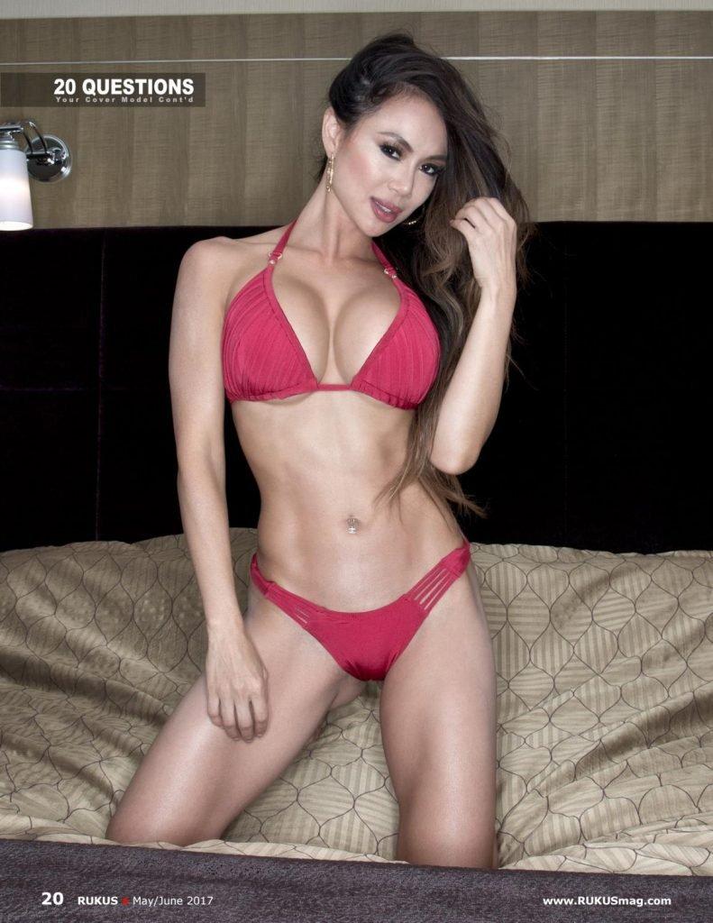 Nina Carla See Through & Sexy (13 Photos)