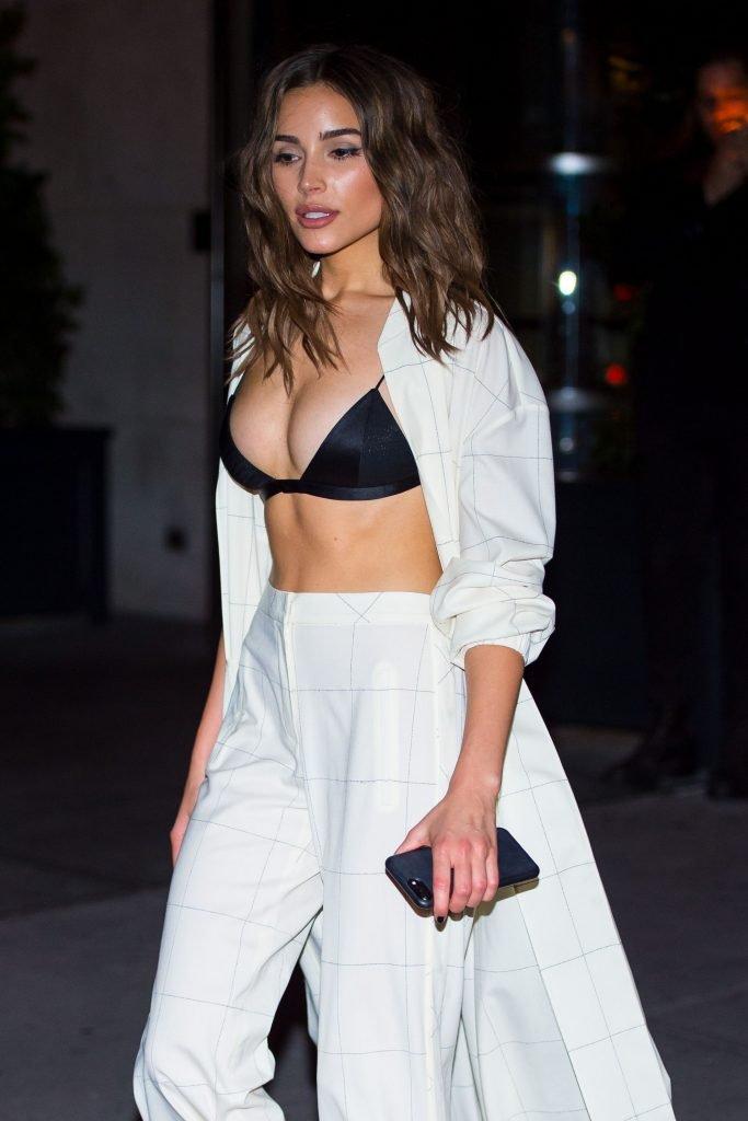 Olivia Culpo Sexy (13 Photos)