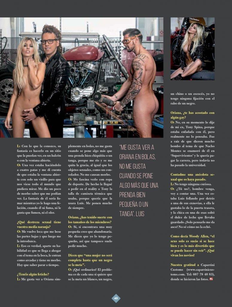 Oriana Marzoli Nude (8 Photos)