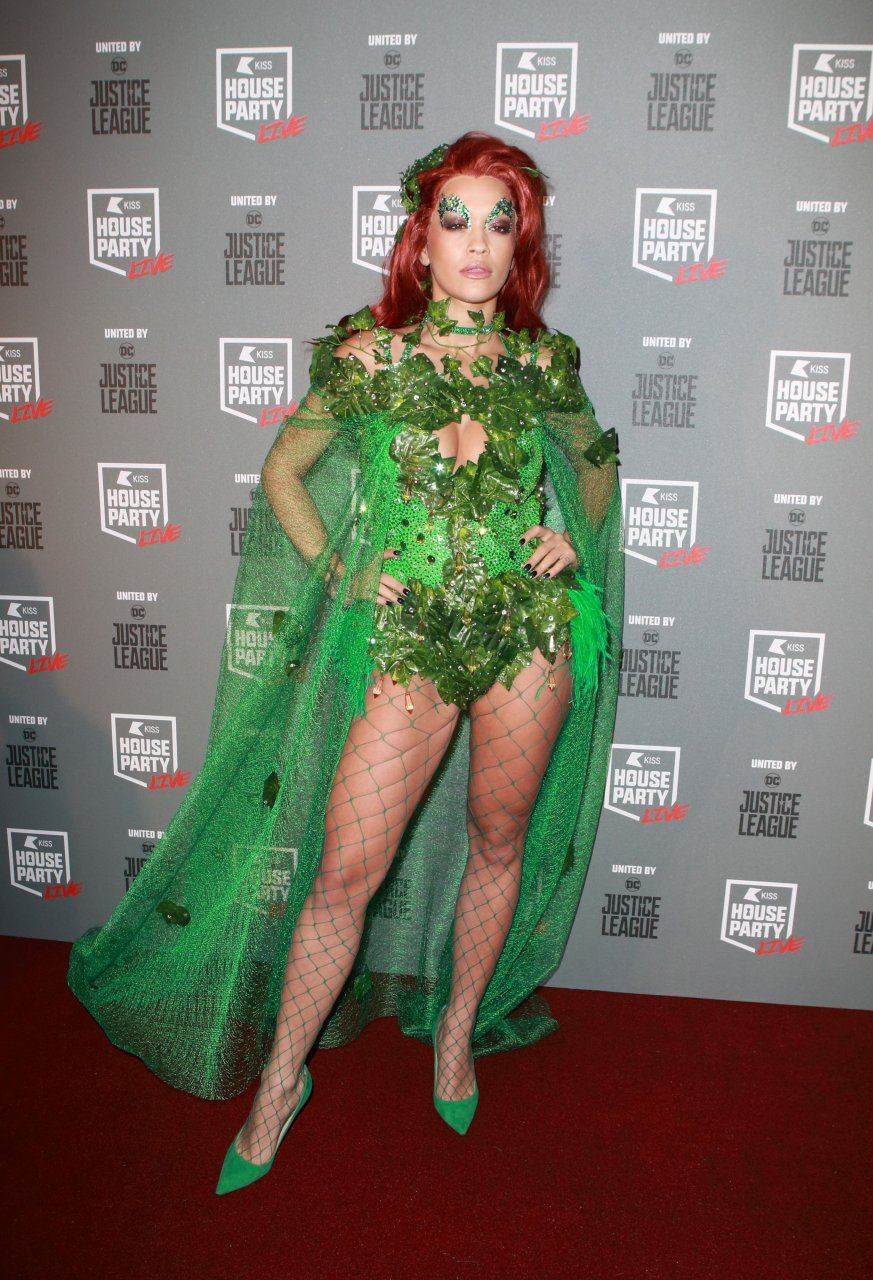 Rita ora poison ivy - 1 part 8
