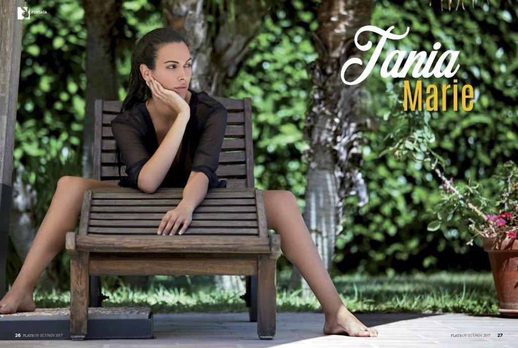 Tania Maria Quinones Sexy & Topless (12 Photos)