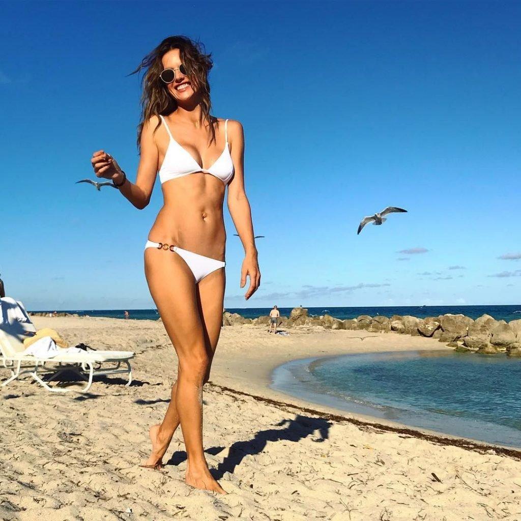 Alessandra Ambrosio Sexy (34 Photos)