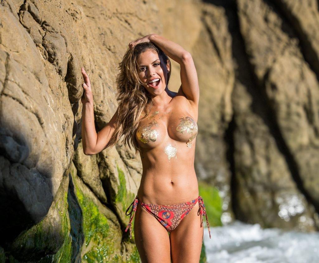 Brittney Palmer Sexy & Topless (43 Photos + Video)