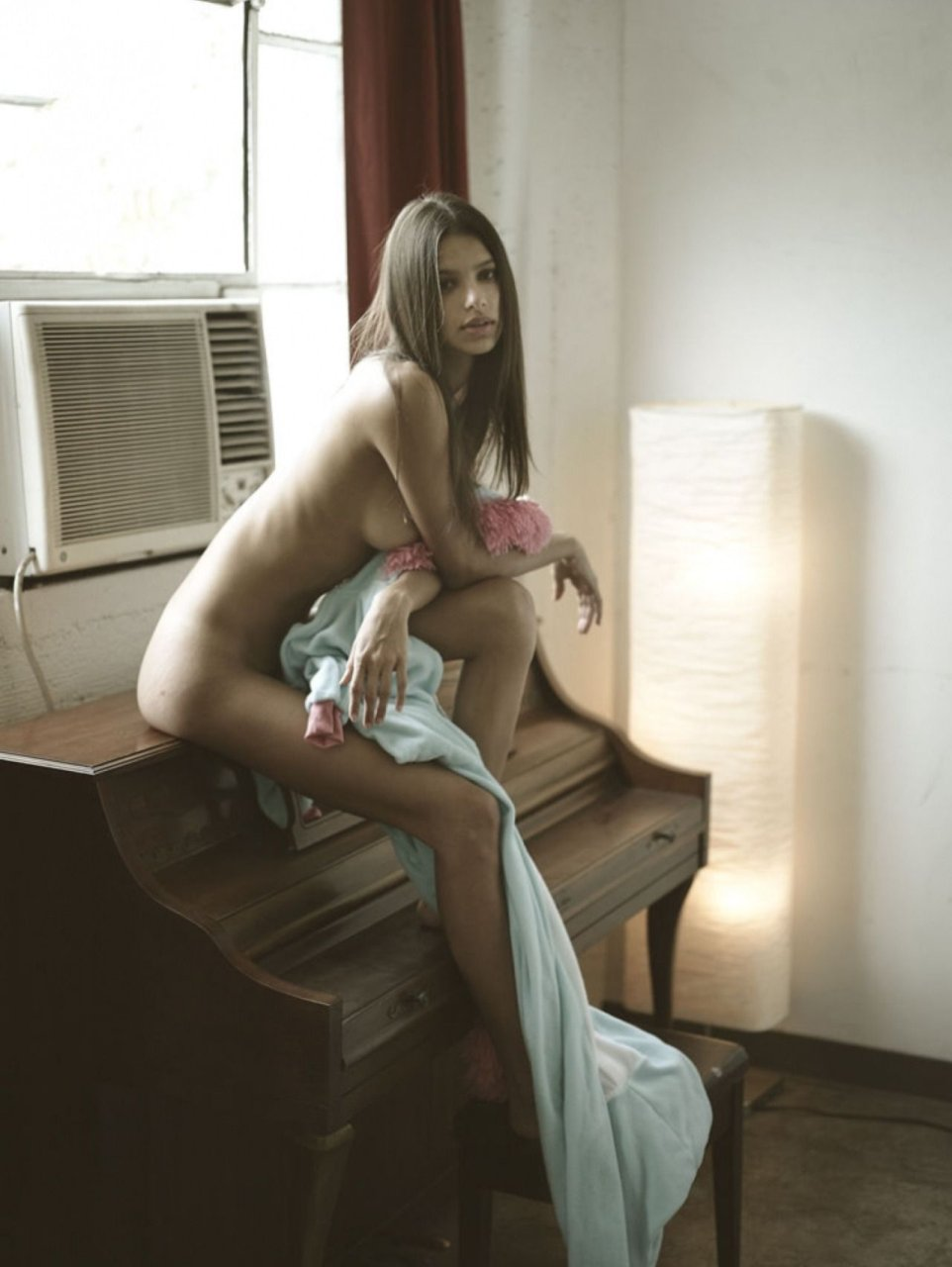 nudist mother daughter naked