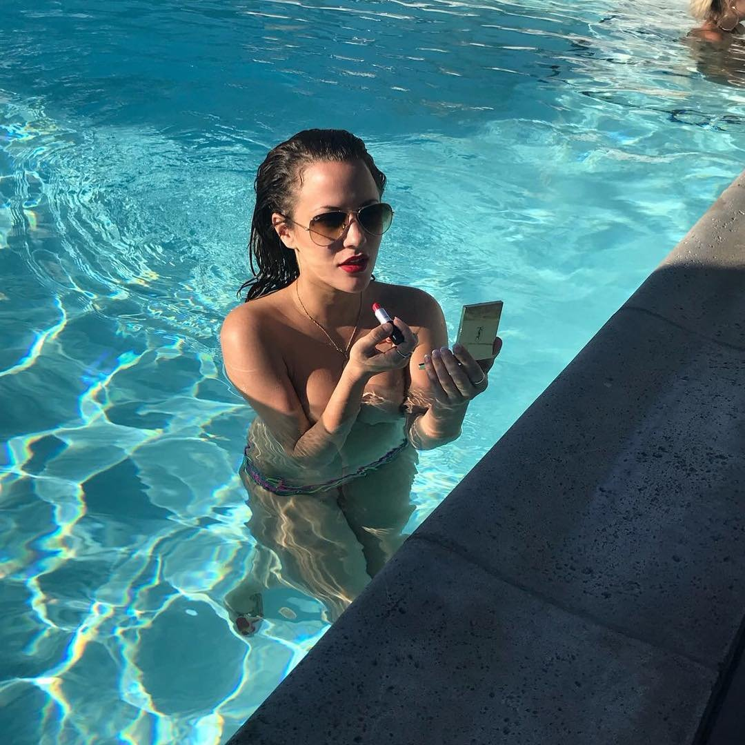 Watch Caroline flack sexy topless 9 photos video