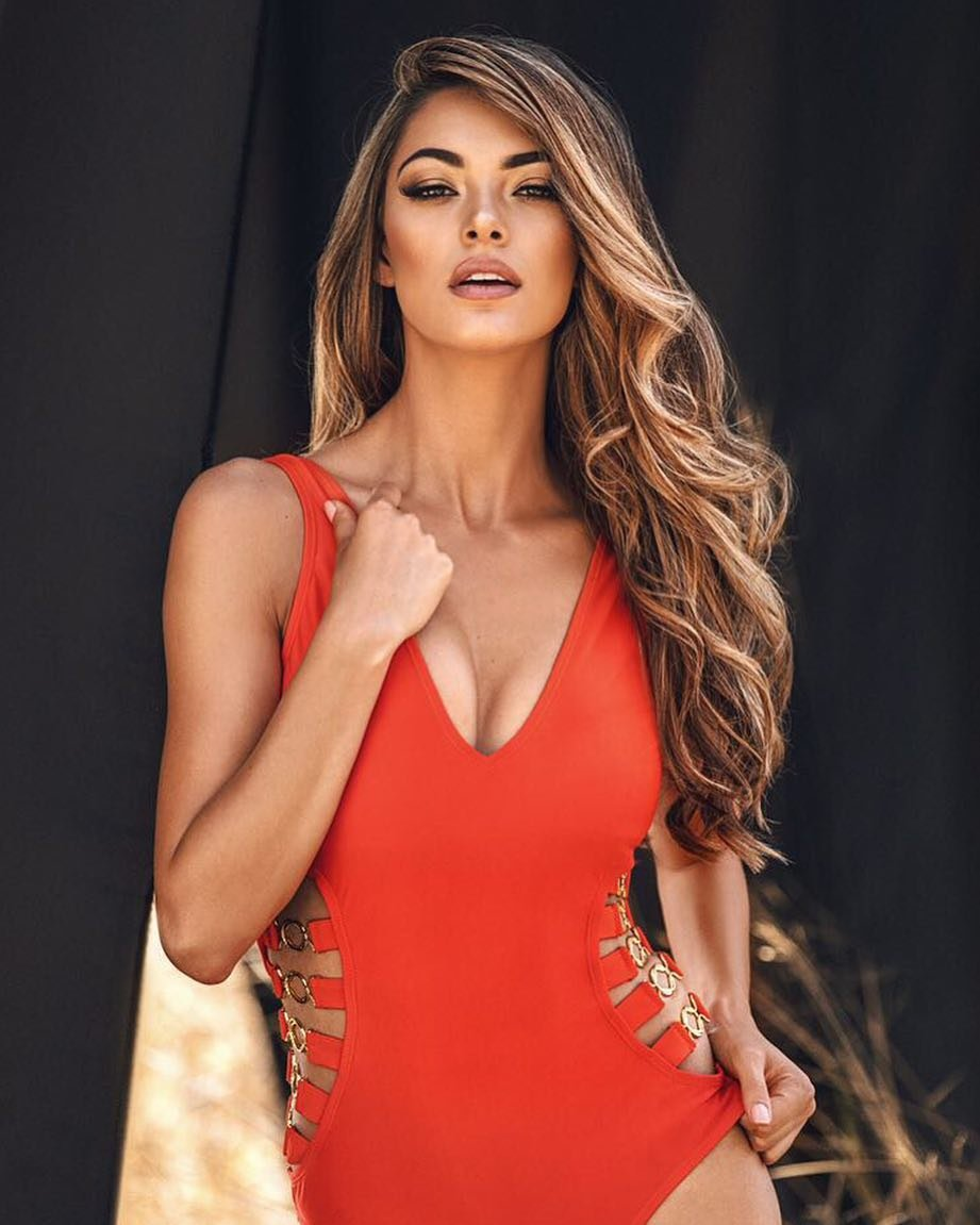 Demi-Leigh Nel-Peters Sexy (17 Photos + Video)   #TheFappening