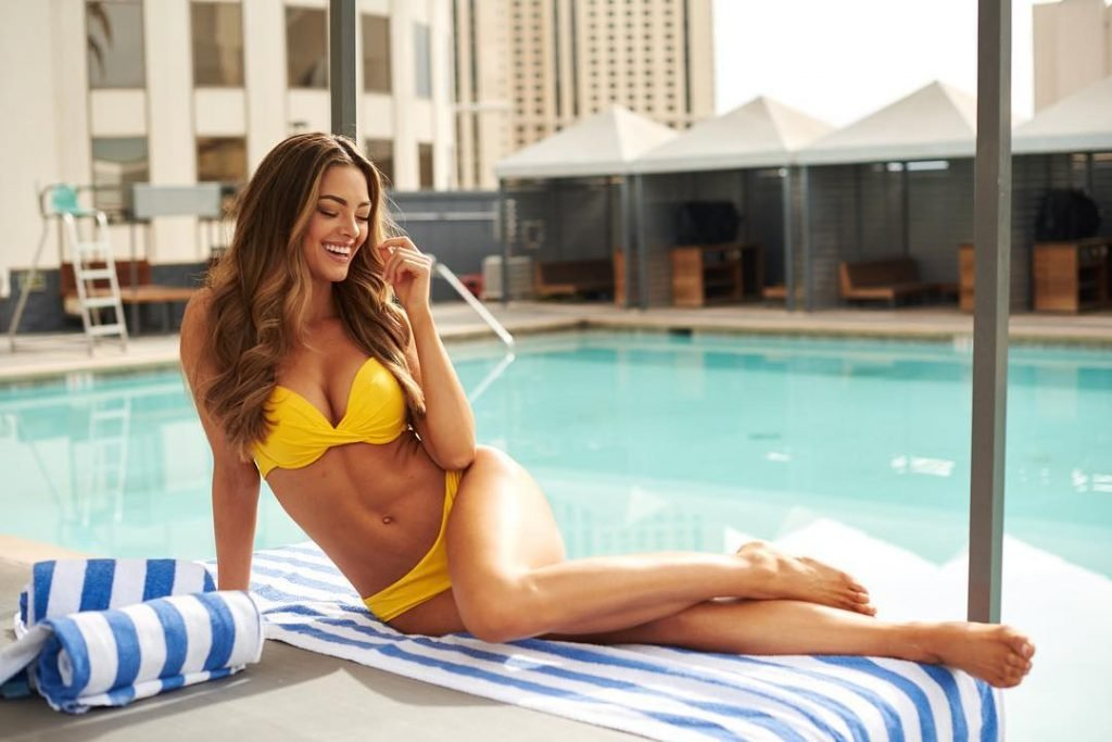 Demi-Leigh Nel-Peters Sexy (17 Photos + Video)
