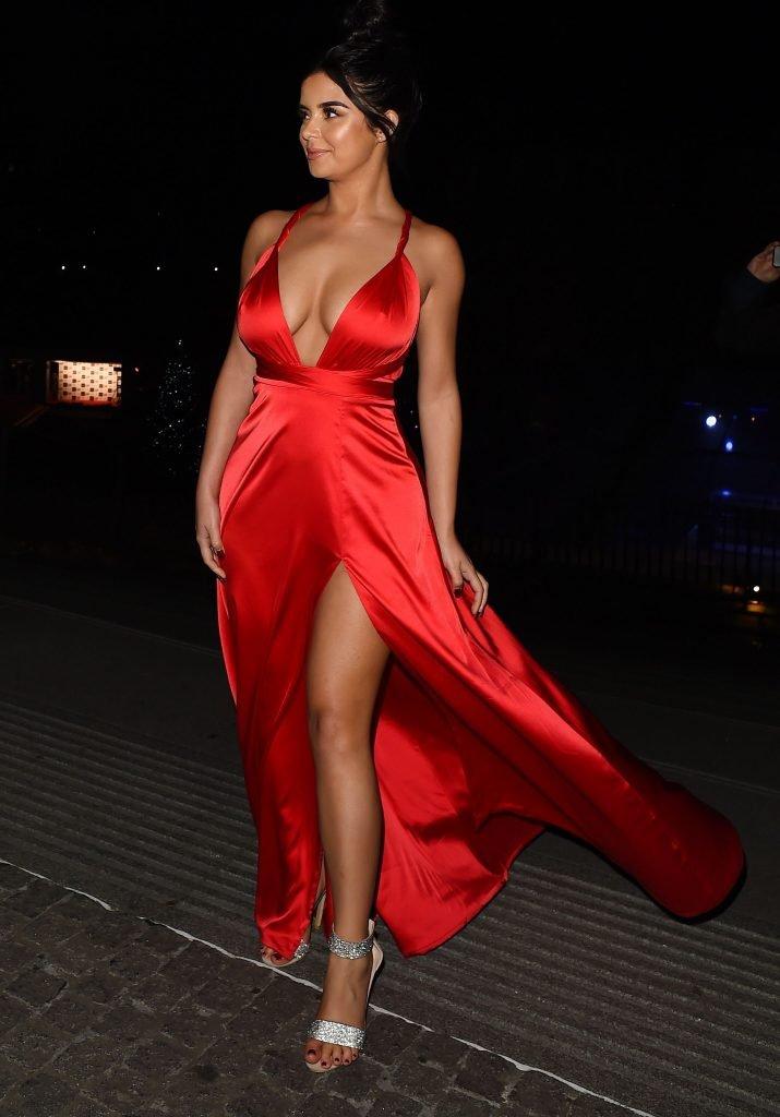 Demi Rose Sexy (29 Photos + Video)