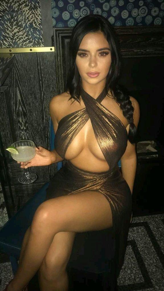 Demi Rose Sexy (38 Photos + Gif & Video)