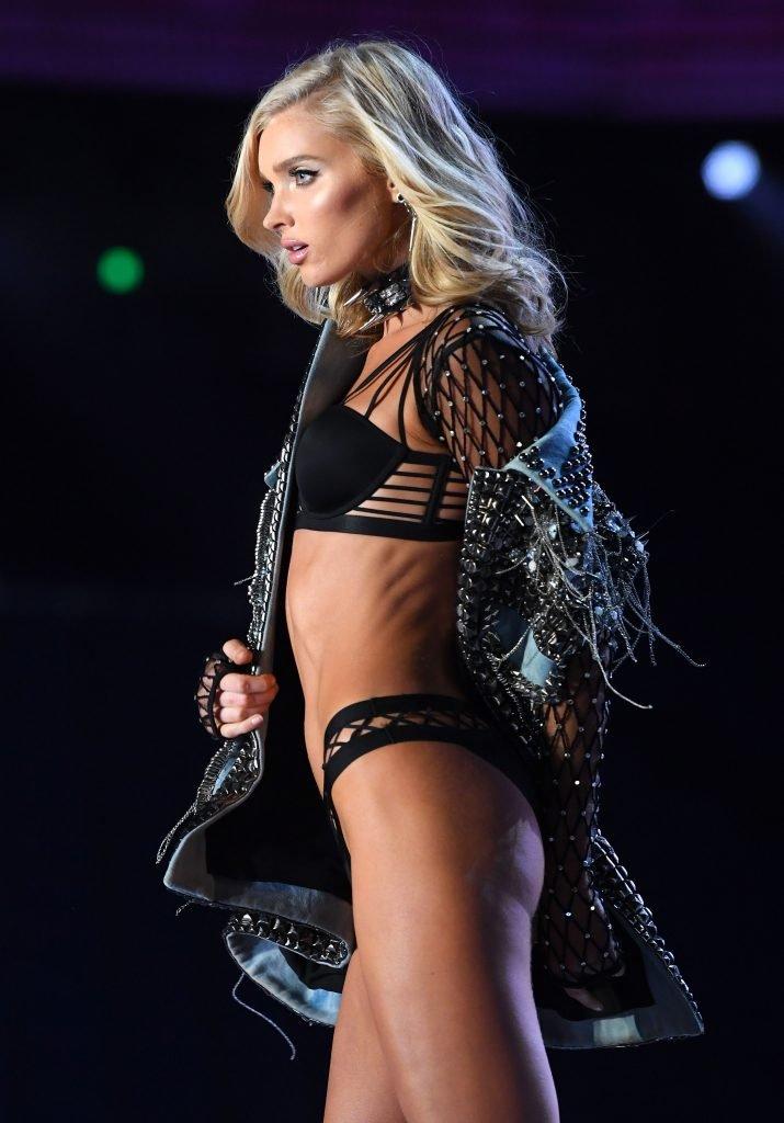 Elsa Hosk Sexy (15 Photos + Video)