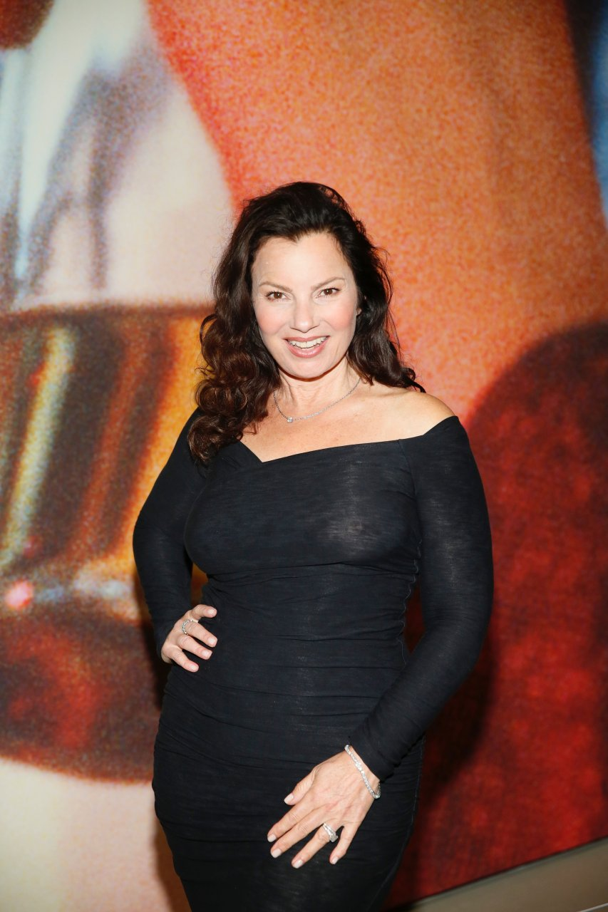 Fran Drescher In The Nude
