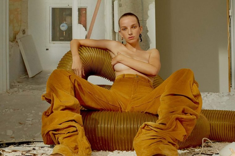 Jamilla Hoogenboom Topless (2 Photos)