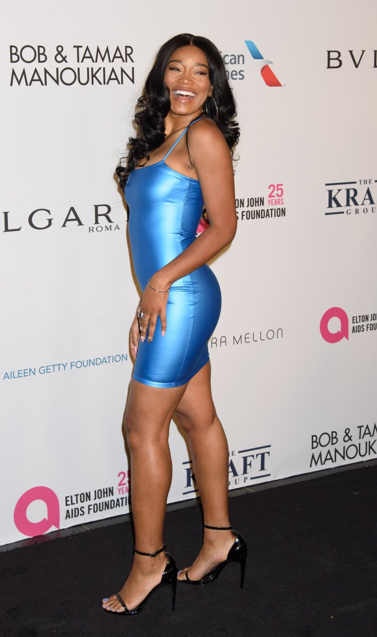 Keke Palmer Sexy (40 Photos) | #TheFappening