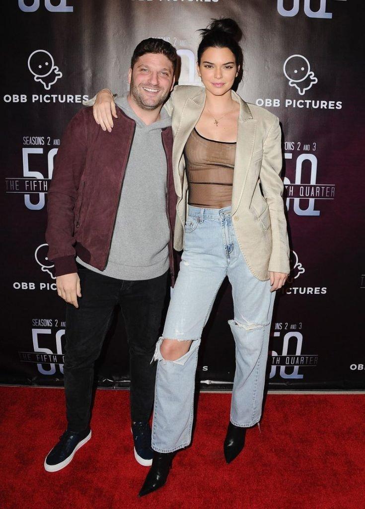 Kendall Jenner See Through (5 Photos)