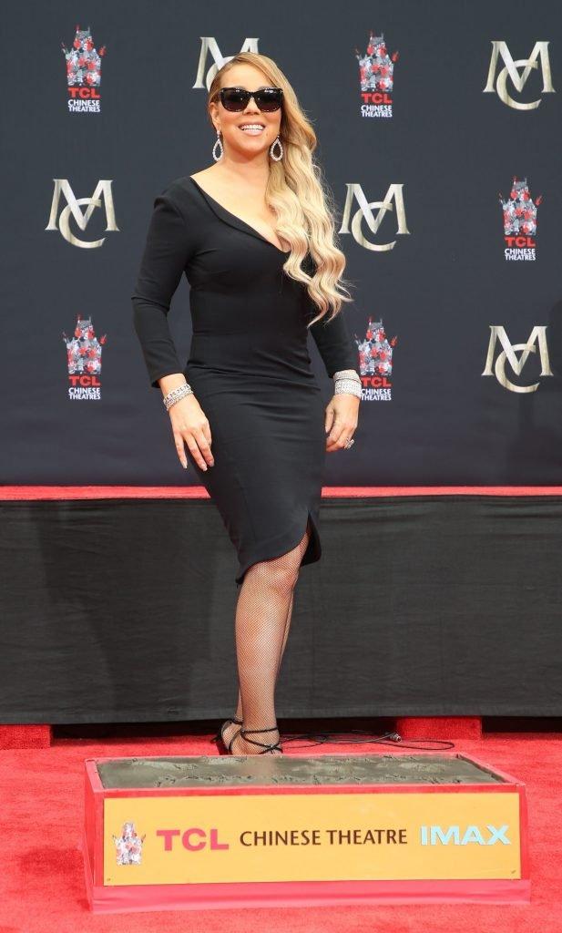 Mariah Carey Sexy (38 Photos + Video)