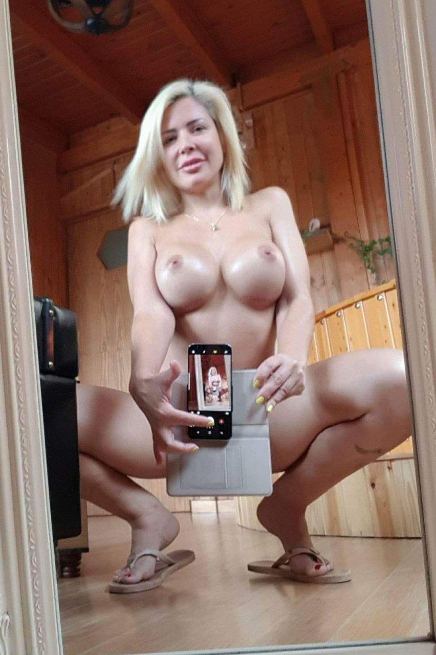 Topless Marilou Morales nude photos 2019