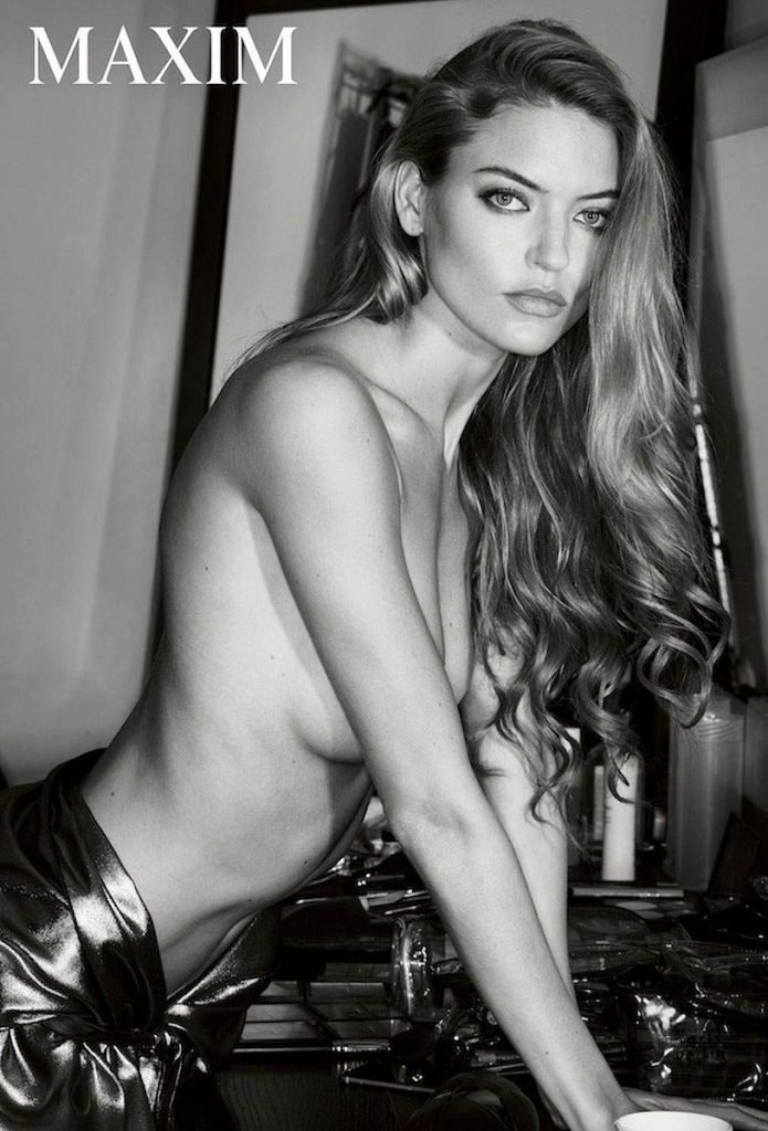 Martha Hunt Sexy (7 Photos)