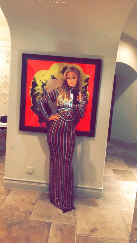 Paris Hilton See Through (86 Photos + Gif & Video)