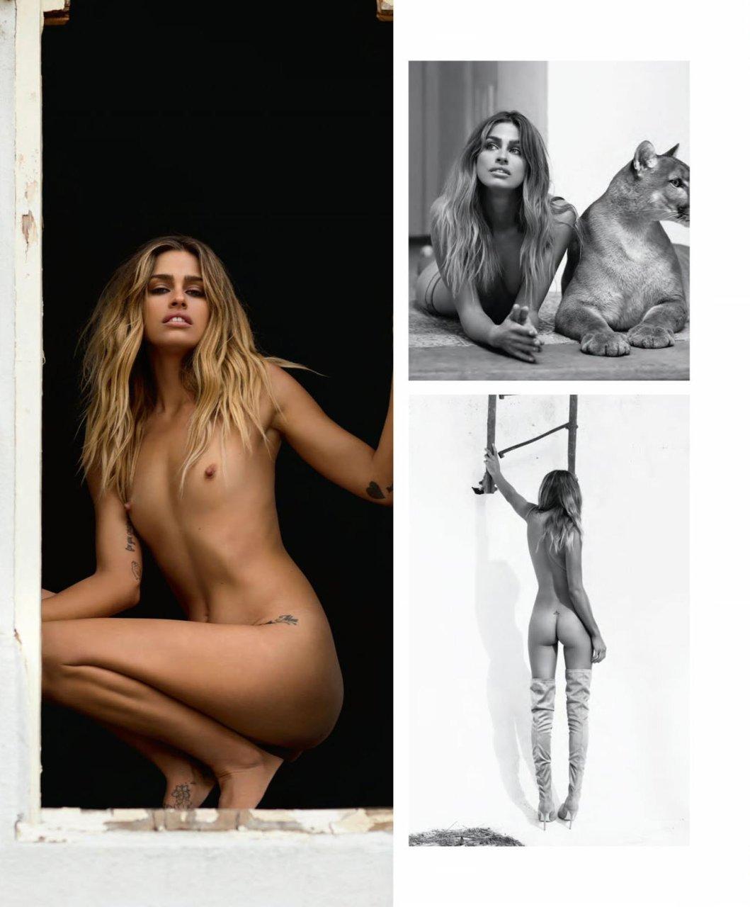 Naked big boob ladies