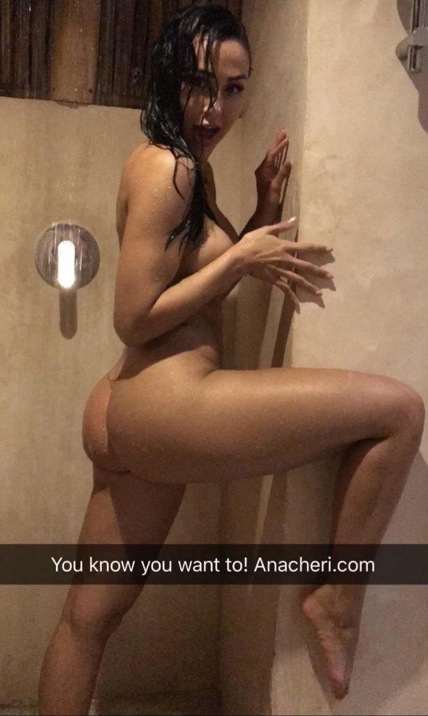 Ana Cheri Naked (2 Pics + Gif)