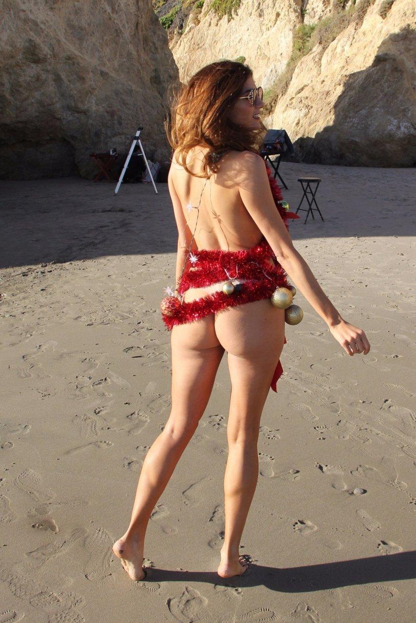 Blanca Blanco  nackt