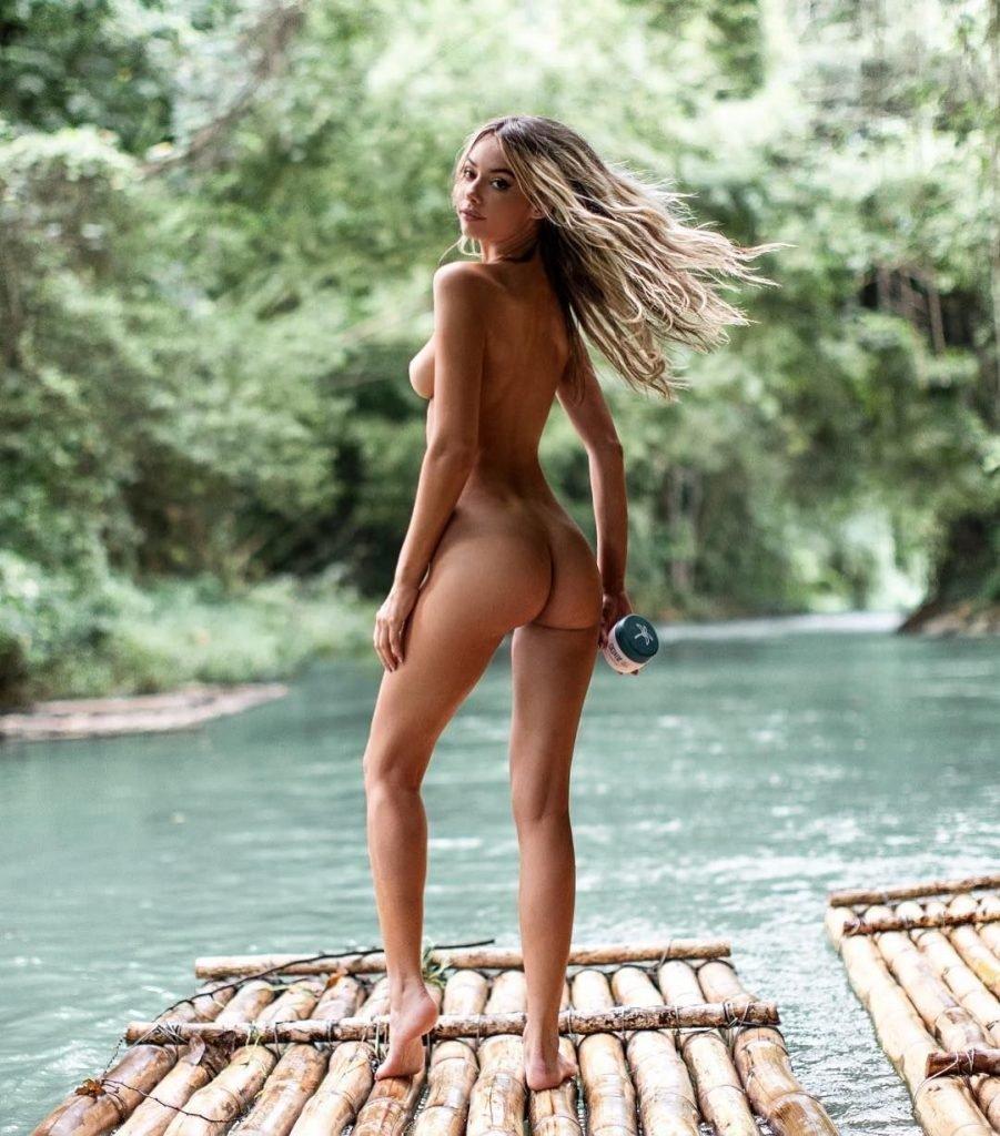 Celeste Bright Nude & Sexy (9 Photos & Video)