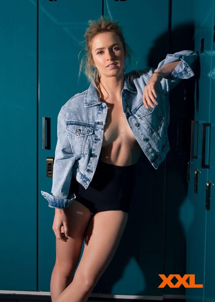 Elina Svitolina Sexy & Topless (9 Photos)