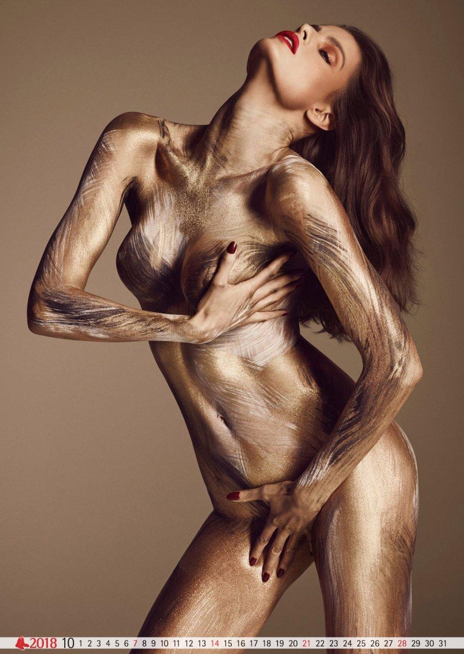 Ideal Isabeli Fontana Nude Photoshoot Png