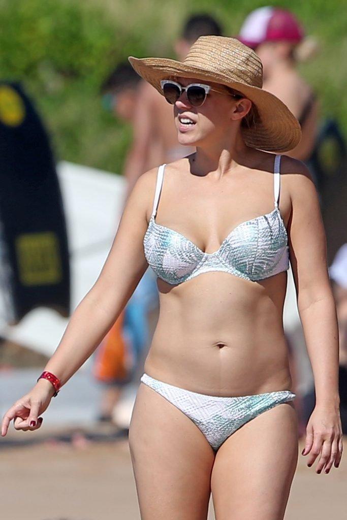 Jodie sweetin nude tits
