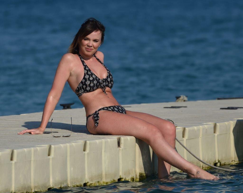Maria Fowler Sexy (6 Photos)