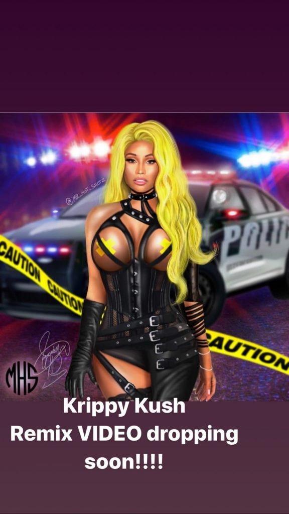 Nicki Minaj Sexy (2 Pics + Video)