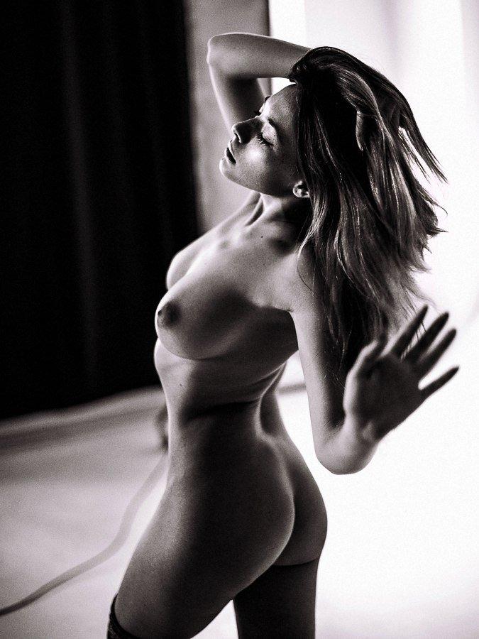 Olga Kobzar Naked (9 Photos)