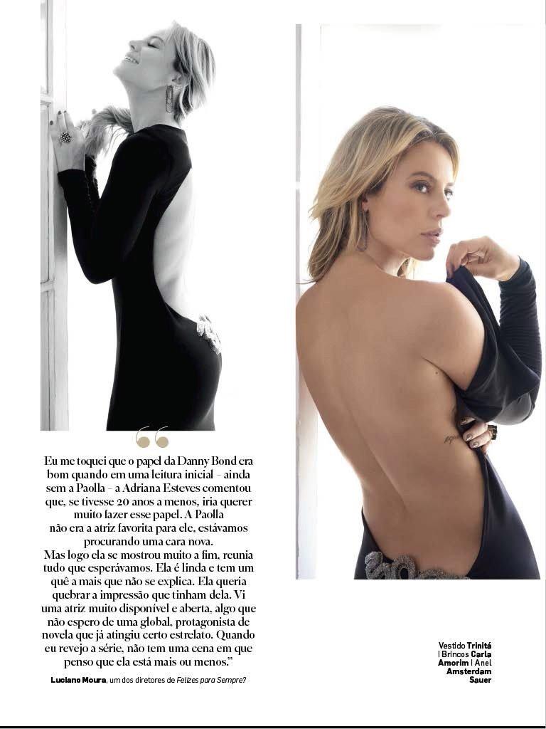 Paolla Oliveira Sexy (10 Photos)