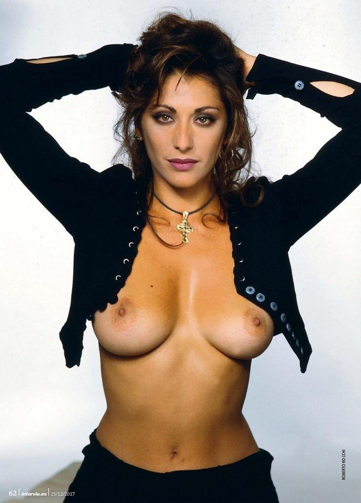 Sabrina Salerno Topless (11 Photos)